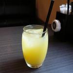 roku cafe - グレープフルーツジュース