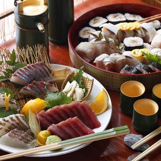 「蛍槍」おすすめ料理が飲み放題付きで楽しめるお得なコース!