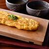 魚のタナ - 料理写真:明石焼風玉子焼き