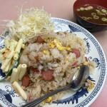 中華料理 味楽 - 味楽(焼飯、スープ)
