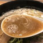 麺屋 K - 鶏×魚ラーメン850円
