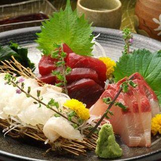 新鮮なお魚料理を是非ご賞味ください!