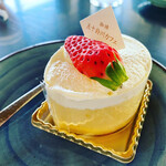 五十鈴川カフェ - 苺の雫