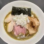 煮干乱舞 - 淡麗中華ソバ(醤油)