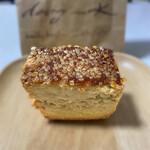ベーグル&スコーン デザインケイ - 塩ザラメスコーン。ほんのり甘くてしょっぱくて♡大人のスコーンは朝食にも♡