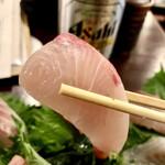鮮度の極み 魚もつ -