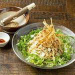 麺処むらじ - 【夏季限定】坦々麺