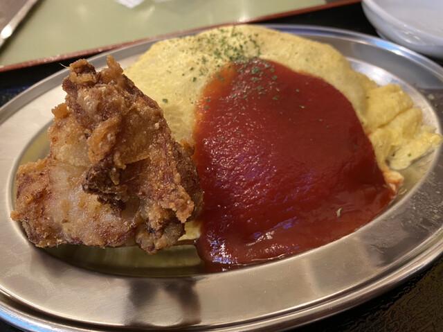 狛江食堂 ニュースターの料理の写真