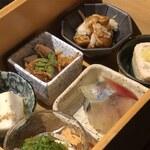祇園 晩餐 京色 -