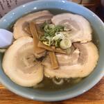 榮ラーメン - 料理写真:チャーシューメン 大盛り 1100円(税込)
