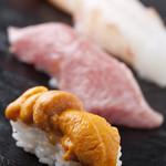 おたる政寿司 - こだわりの握り