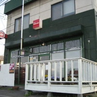 caf'e SAKURA - 国道沿いの店舗です