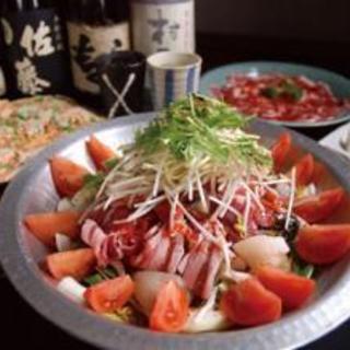 美味い名物!トマト鍋!
