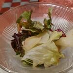 150351376 - ●Lunch Menu 1,700円 サラダ