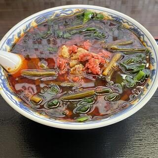 満州ニラら~めんの店 さかえや - 料理写真: