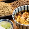 虎ノ門 元禄 - 料理写真:二色つけ汁そば