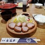 西陣大江戸 - へれかつ定食