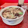 華吉 - 料理写真:椎茸うま煮そば