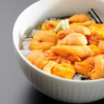 おたる政寿司 - ランチ:丼うに