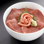 おたる政寿司 - ランチ:⑩丼鉄火