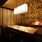 おたる政寿司 - 個室:『祝津』