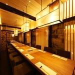 おたる政寿司 - 個室:『大部屋』