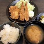 とんかつ水龍 - 料理写真:ランチ