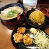 らーめん専門店 麺楽 - 料理写真:麺楽セット