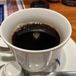 板前ごはん 音音 - ホットコーヒー
