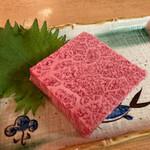 一樂鮨 - 牛ステーキ 1500円~