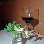 CAFE GITANE - テーブルには〜いつも小花