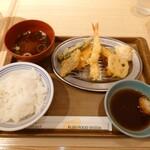 えびのや - 天麩羅定食