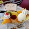 ドレミ - 料理写真:プリンローヤルとホットコーヒー