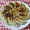 安達食品 - 料理写真:ジャンボ餃子焼き上がり!