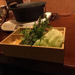 しゃぶしゃぶ温野菜 - 野菜だけが癒し