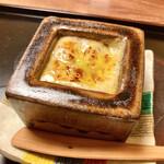 割烹 柊 - 焼物:蟹グラタン様