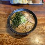 麺処 福吉 - 料理写真:磯玉らーめん(850円)