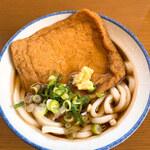 穴吹製麺所 - 料理写真: