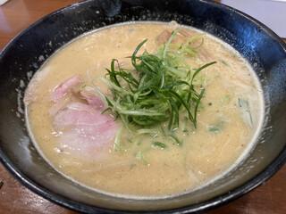 弘雅流製麺 - 鶏骨の醤油ラーメン