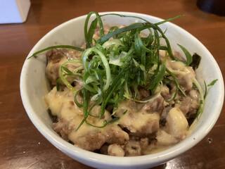 弘雅流製麺 - 豚マヨ丼