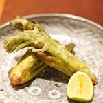 150393641 - 山形県産天然タラの芽の天ぷら