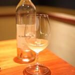 神楽坂 鉄板焼 中むら - Asatsuyu 2019 Sauvignon Blanc Napa Valley