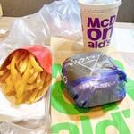 マクドナルド - 料理写真:セット