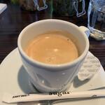 Bistro O - 食後のコーヒー