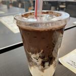 マザー牧場 カフェアンドソフトクリーム - リッチ・アフォガード・モカ(¥550)
