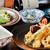 天ぷら えがしら - 料理写真:海コース