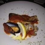 イタリアン居酒屋 ネアルコ - 真鯛のブイヤベース