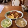 キッチン・オバサン - 料理写真:オムハヤシ('21/04/28)