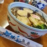 150402124 - 元祖 湯葉そば(1300円)