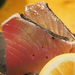 魚屋ひでぞう - 初カツオ タタキ